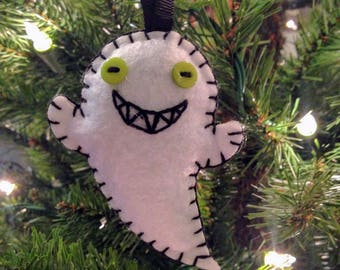 Ghost Ornament