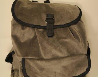Backpack: Light Grey