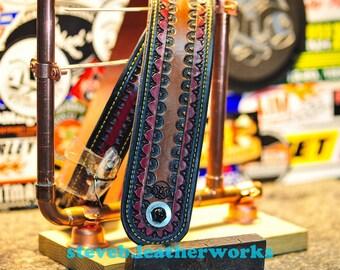 The Ranger: an instrument strap for Bass & Guitar Players
