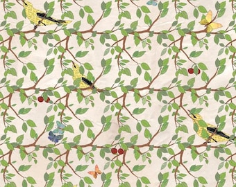 3x Gift wrapping Paper Oriole 50x70