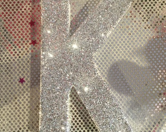 Custom Glitter Letters (Any Color,Any letter or symbol)