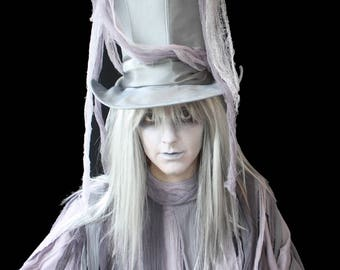 Ghoulish Mad Hatter Hat