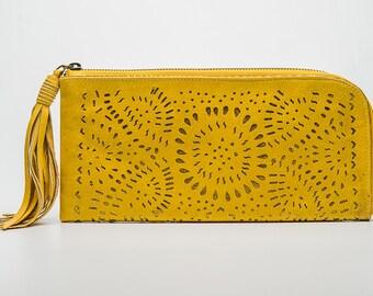 Canary Boho Wallet