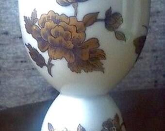 Vintage Estee Lauder Porcelain Ice Palace Collection Egg Cup