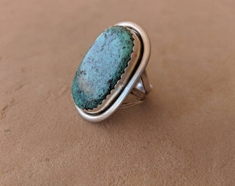 Turquoise Ring (Size 14)