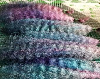 mohair doll hair mystic colors