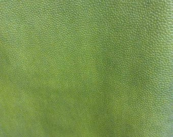 Faux Leather, Fabric, Upholstery, Vinyl, Sage Green