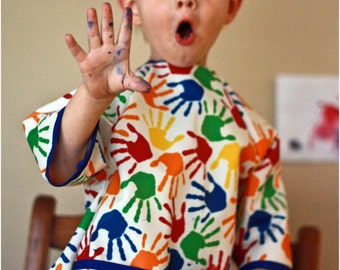 Art Smock Pattern / Children's Art Smock Pattern / Art Smock / Art Smock Pattern for Kids / Smock / Art Apron Pattern