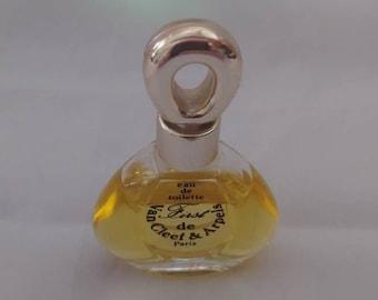 First de Van Cleef & Arpels eau de toilette Paris Vintage Perfume Fragrance Retro 1980's Dynasty France