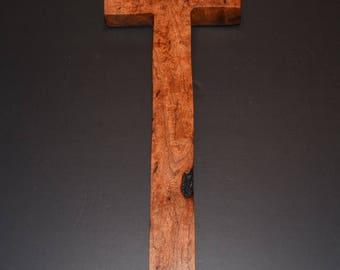 "Wood Wall Cross;5""x16""x1"";Christian ;Baptism, Christening; Confirmation; Sympathy;Wedding ; Graduation; Free Ground Shipping cc45-1061617"