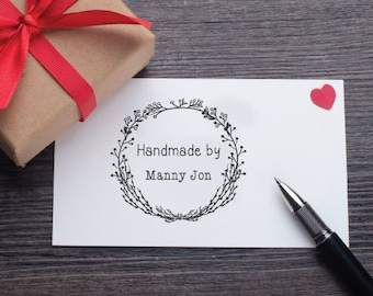 Handmade by, created by, self inking by, gift for mom-05