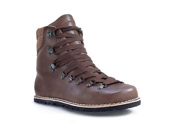 Mountain Ash - barefoot shoes / leather / boots / handstitched