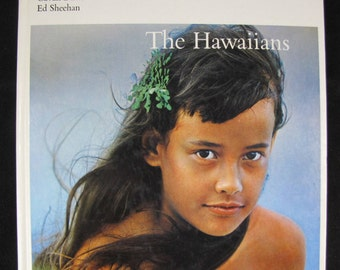 The Hawaiians // 1971 First Printing // Beautiful color photos // Coffee Table Quality
