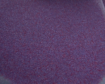 Plum Colored Sand ~ 12oz (1 cup vol.)  Plum Unity Sand ~ Plum Wedding Sand ~ Plum Sand ~ Plum Craft Sand ~ 150 Colors Available