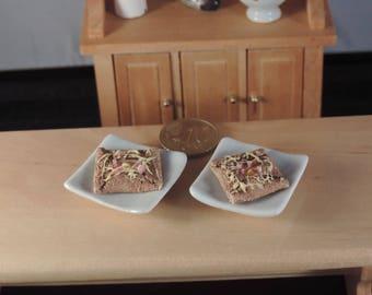 Breton specialty: the cake (miniature)