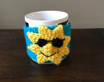 Sunshine mug hug
