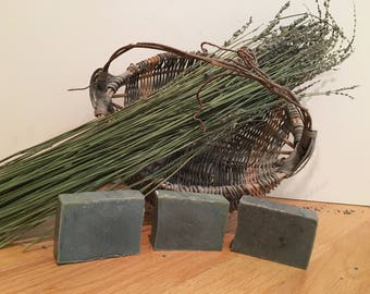 Lavender handmade soap FREE SHIPPING
