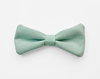 Bowtie magnet - pale green - Mint