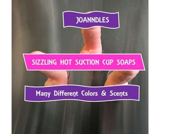 penis soap with suction cup great gag gift