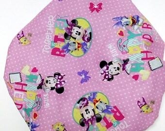 Minnie Mouse Hair Bonnet