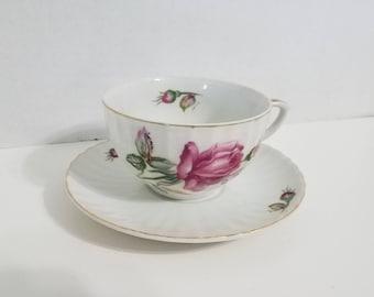 Made in Japan, Rose Tea Cup,