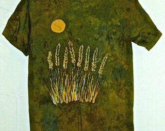 Batik Wheat T-shirt