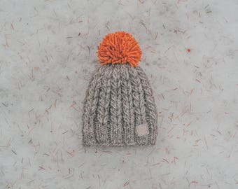 Wool hat for kids, winter hat