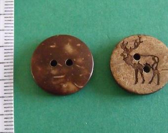 wooden bead 18mm in diameter