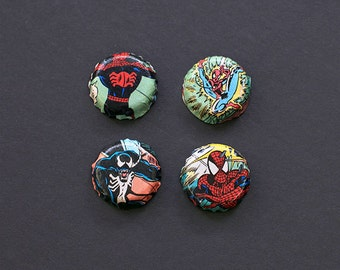 Comic Book Magnets / Spider-Man
