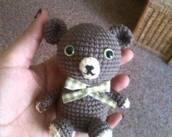 Little bear amigurumi