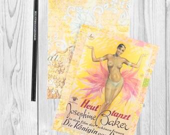 La Belle Josephine - Journal/Sketchbook