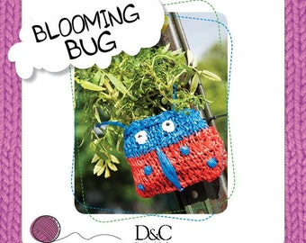 Blooming Bug Knitting Pattern Download 803219