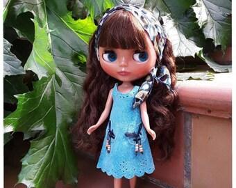 Blythe dress. Blythe outfit. Blythe accessory.