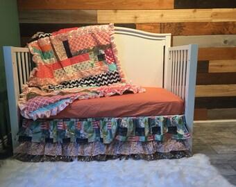 Baby Girl Toddler/Crib bedding