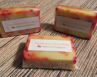 Handmade Soap with Essential Oils