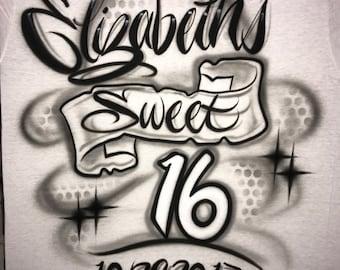 Sweet 16 design