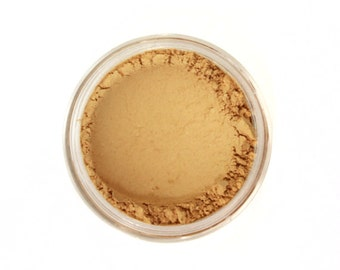 Natural Mineral Makeup - Deep Yellow Shade Concealer - Mineral Makeup - Sun Goddess