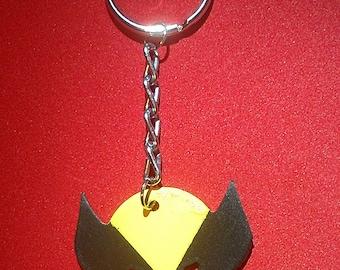 Wolverine Keychain