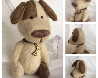 """The dog """"Tobik"""""""