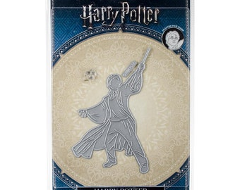 HARRY POTTER DIE with FACe STaMP -   New !!    Goes with the Collector's Edition Set  - Limited Edition !!