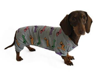 Doxie Delight Dog Pyjamas