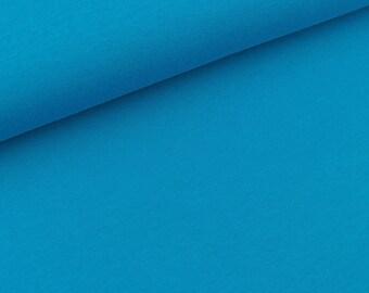 Ganzjahressweat eike Dark Turquoise (13.90 EUR/meter)