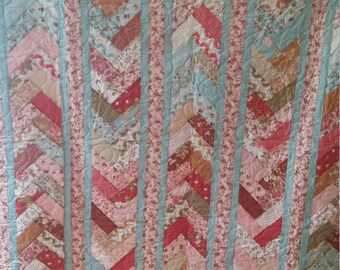 Handmade Lap size Quilt