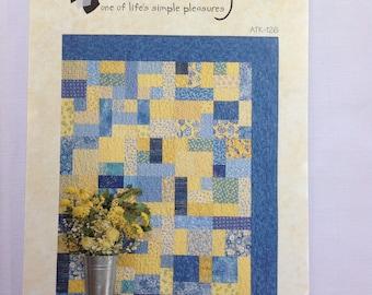 Atkinson Designs- Yellow Brick Road Quilt Pattern