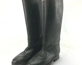 SALE - Vintage English Riding Boots