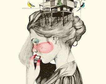 Illustration: The habit Print House