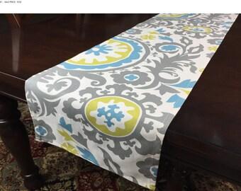 SALE! -  Wedding Table Runner - Table Runner - Wedding Table Decor - Kitchen Table Runner