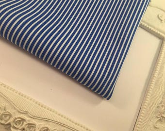 """Pouch costume """"Marin"""" striped White and blue - child"""