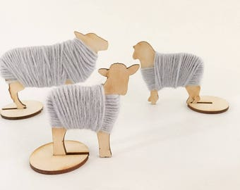Dress Your Own Sheep