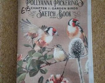 Pollyanna Pickering Chapter 1 Garden Birds CD-ROM